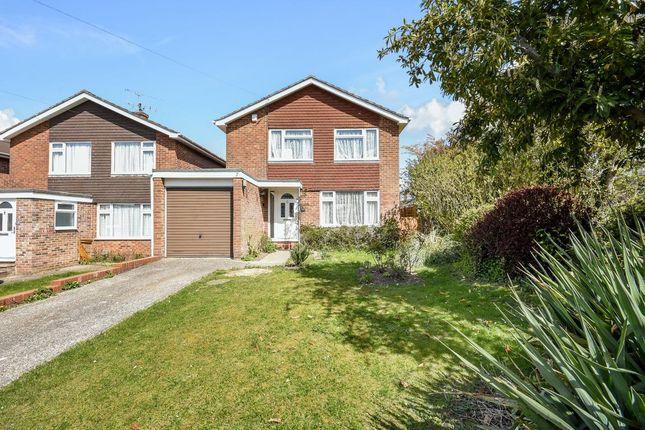 3 bed detached house for sale in Restormel Close, Basingstoke RG23