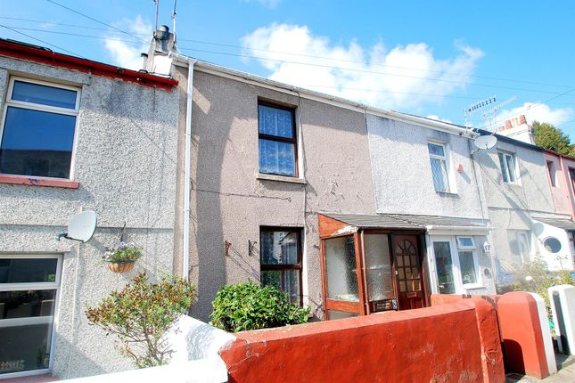 Thumbnail Terraced house for sale in Laira Avenue, Laira, Plymouth