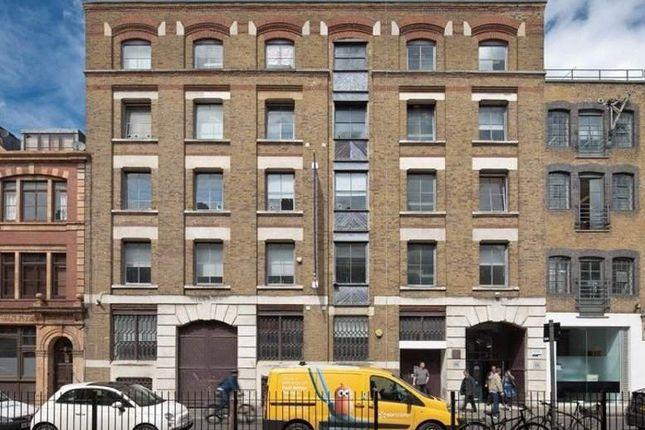 Office to let in Brune Street, London