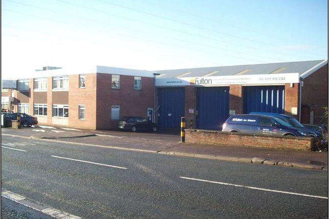 Thumbnail Warehouse to let in 204-208 Broomhill Road, Brislington