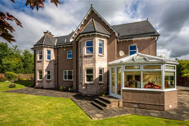 Thumbnail Detached house for sale in 5 Forestside Gardens, Banchory, Kincardineshire