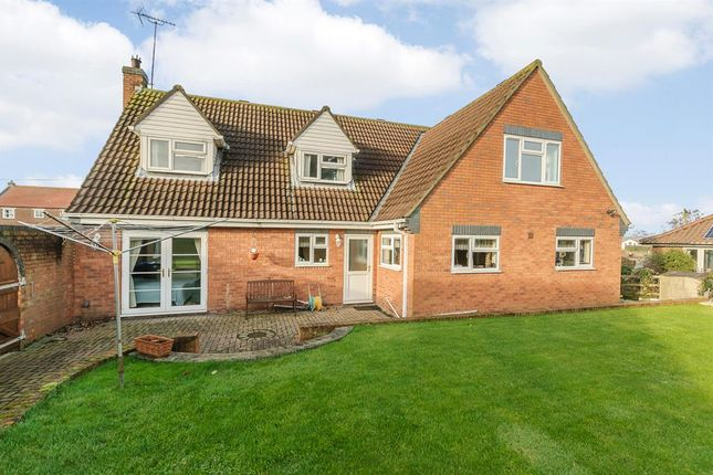Thumbnail Detached house for sale in Tholthorpe, York