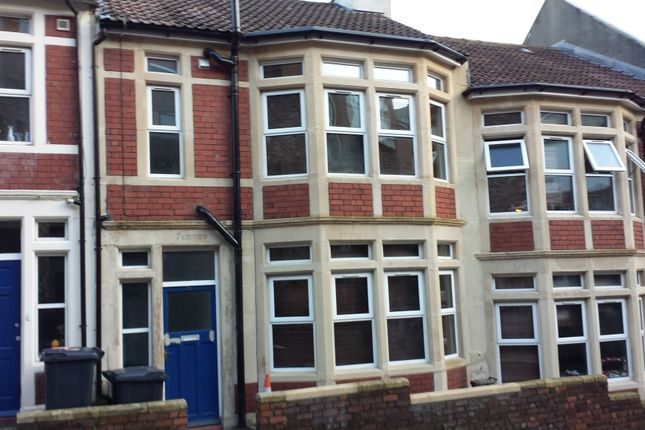 Thumbnail Terraced house to rent in Horfield Rd, Kingsdown - Bristol