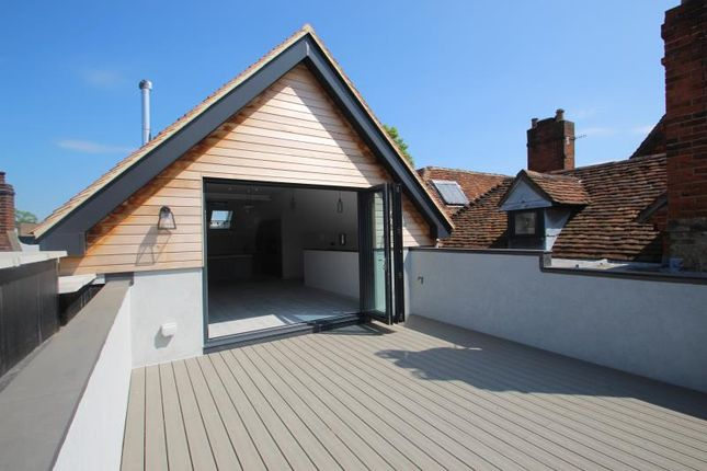 Thumbnail Maisonette for sale in Crane Street, Salisbury