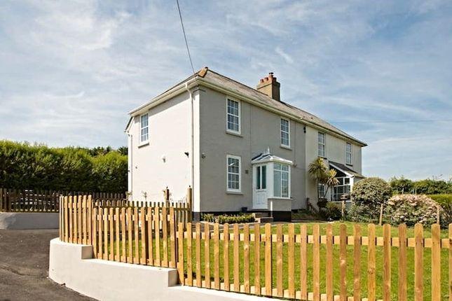 Thumbnail Semi-detached house for sale in Malborough, Kingsbridge