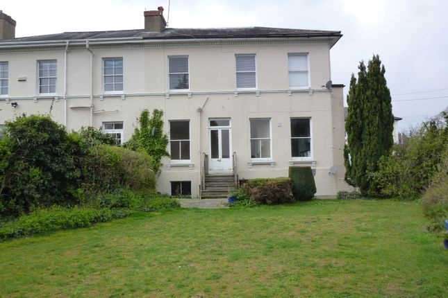Thumbnail Flat to rent in St. Johns Road, Sevenoaks