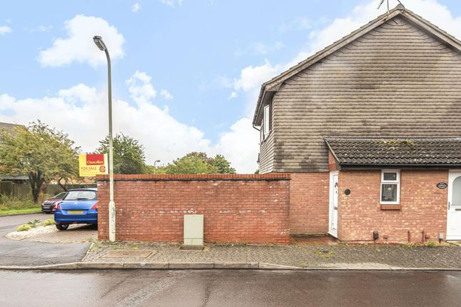 Thumbnail End terrace house for sale in Carterton, Oxfordshire
