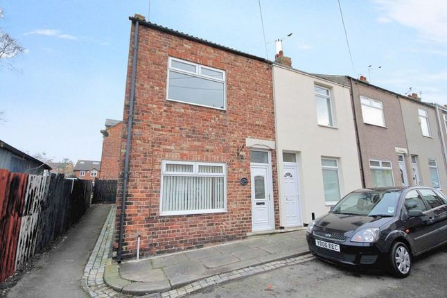 Thumbnail Terraced house to rent in Oxford Street, Boosbeck, Saltburn-By-The-Sea