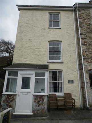 2 bed terraced house to rent in Elm Terrace, Mevagissey, St Austell, Cornwall