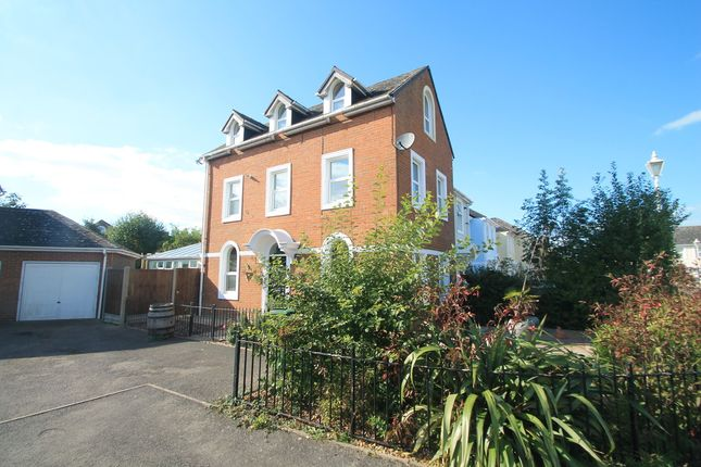 Thumbnail End terrace house to rent in Water Lily, Aylesbury