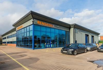 Thumbnail Light industrial for sale in Renishaw Building 2, Stone Business Park, Brooms Road, Stone, Staffordshire