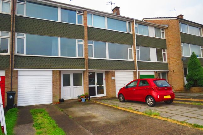 Thumbnail Terraced house for sale in Westover Road, Westbury-On-Trym, Bristol
