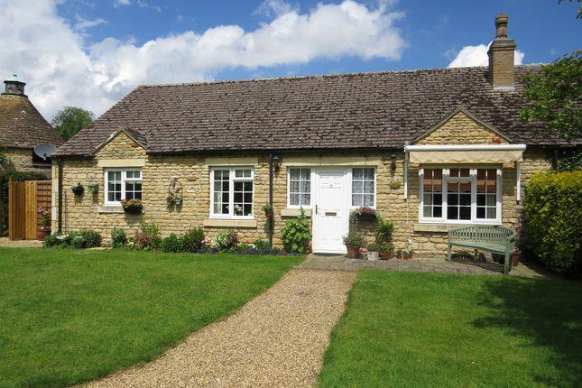 Thumbnail Semi-detached bungalow for sale in Tixover Grange, Tixover, Stamford
