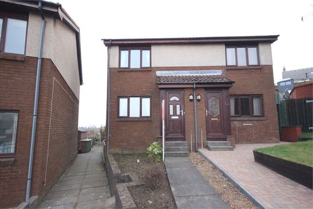 Thumbnail Semi-detached house for sale in 8 Tulloch Court, Cowdenbeath, Fife