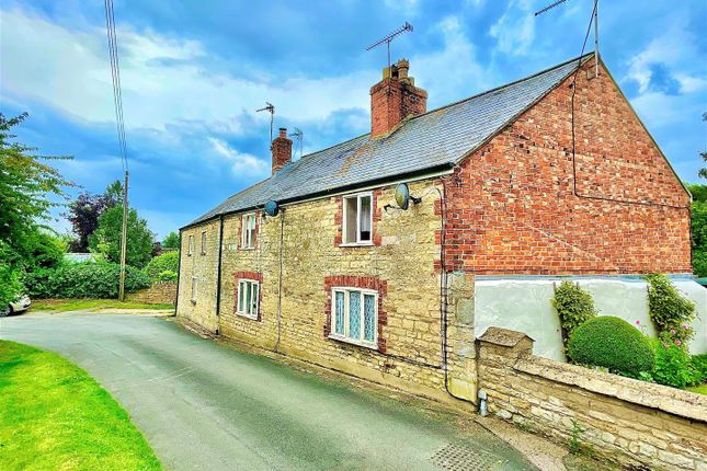 Thumbnail Cottage for sale in Wheel Lane, Barrowden, Oakham