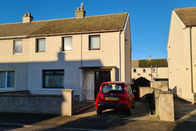 3 bed semi-detached house for sale in Macdonald Drive, Lossiemouth IV31