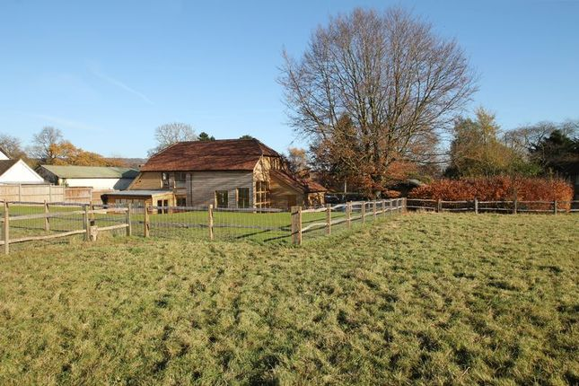 Thumbnail Barn conversion for sale in Burrows Lane, Gomshall, Guildford