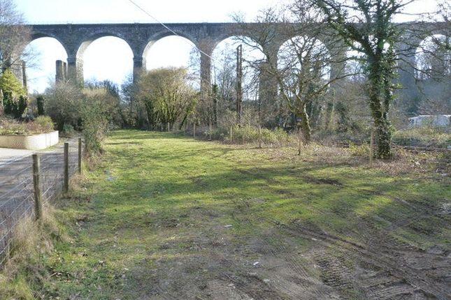 Thumbnail Land for sale in Old Station Road, Moorswater, Liskeard