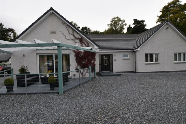 4 bed detached bungalow for sale in Elgin IV30