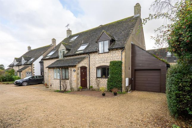 Semi-detached house for sale in White Hart Lane, Stow On The Wold, Gloucestershire