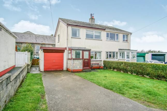 treaserth estate, llangaffo, anglesey, north wales ll60, 3 bedroom semi-detached house for sale - 50263882 primelocation