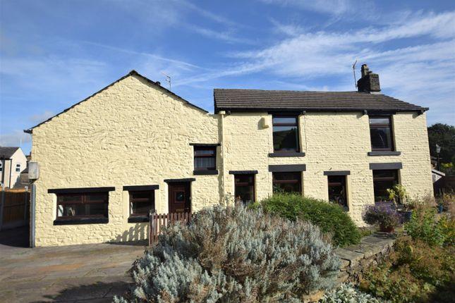 Thumbnail End terrace house for sale in Ridge Top Lane, Hayfield, High Peak