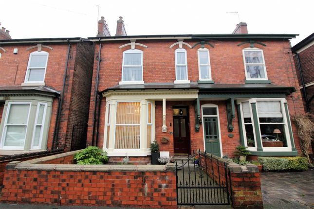 Thumbnail Semi-detached house for sale in Banks Street, Willenhall
