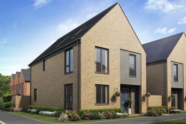Thumbnail Detached house for sale in The Anthem, Meaux Rise, Kingswood, Hull