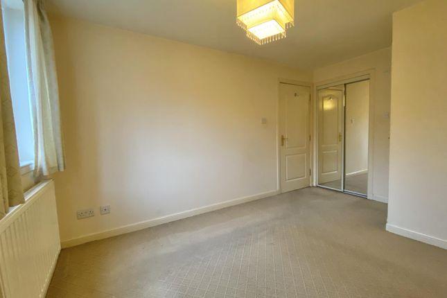 Master Bedroom of Fersit Court, Glasgow G43