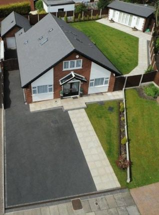 Thumbnail Detached house for sale in Turton Close, Seddons Farm, Bury