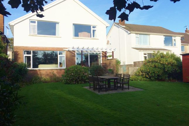 Thumbnail Detached house for sale in Queensway, Haverfordwest