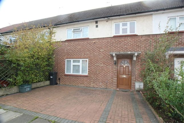 Thumbnail Terraced house for sale in Dudley Road, Feltham
