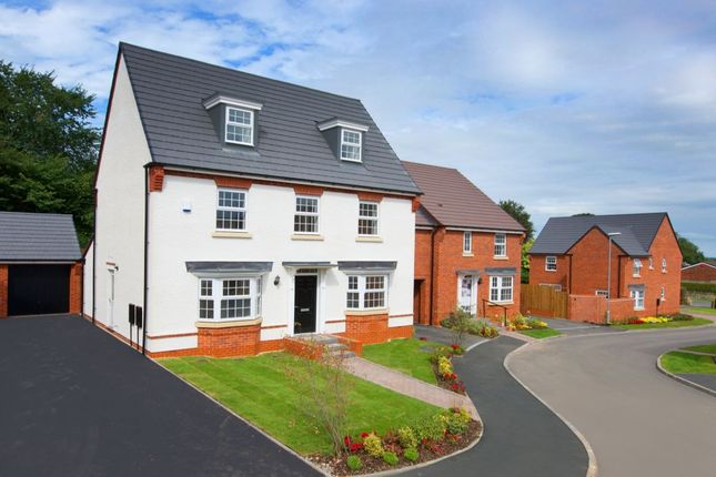 Thumbnail Detached house for sale in Morda, Oswestry