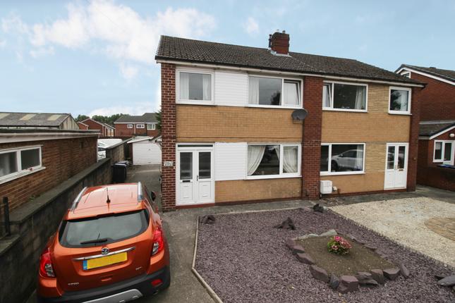 3 bed semi-detached house for sale in Leyland Lane, Leyland, Lancashire PR25
