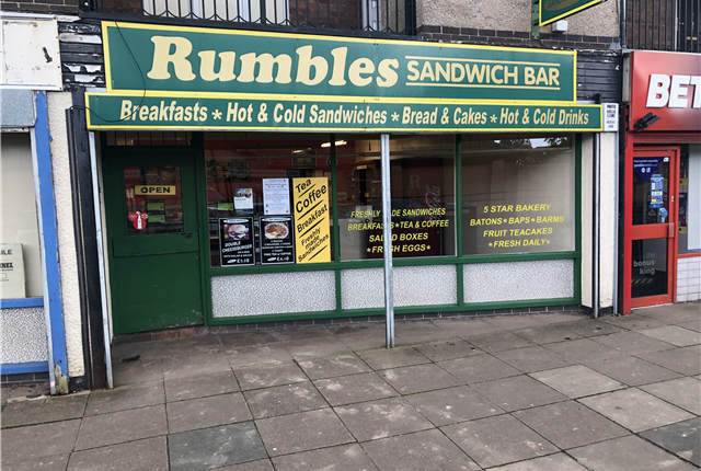 Retail premises for sale in Preston, Lancashire
