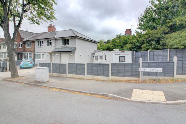 Thumbnail Semi-detached house for sale in Croydon Road, Erdington, Birmingham