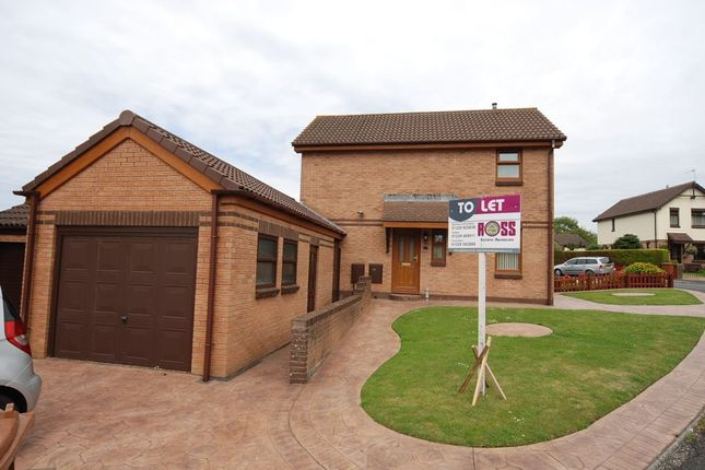 Thumbnail Semi-detached house to rent in Helmsley Drive, Barrow-In-Furness