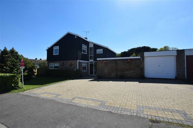 Thumbnail Detached house for sale in The Knowle, Kingswood, Basildon, Essex