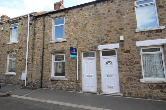 Thumbnail Terraced house to rent in Edward Terrace, New Kyo, Stanley