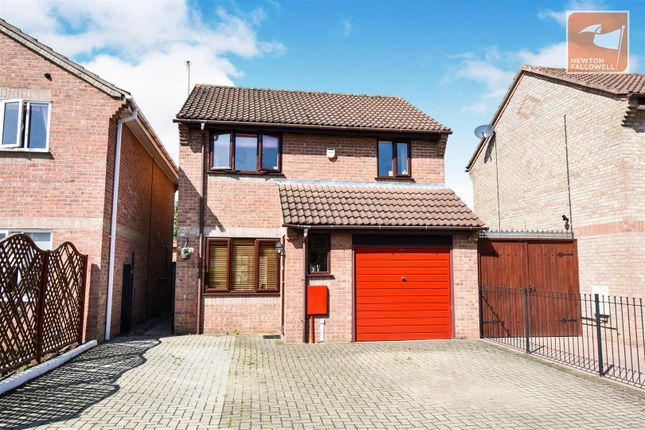Thumbnail Detached house to rent in Wycliffe Grove, Werrington, Peterborough