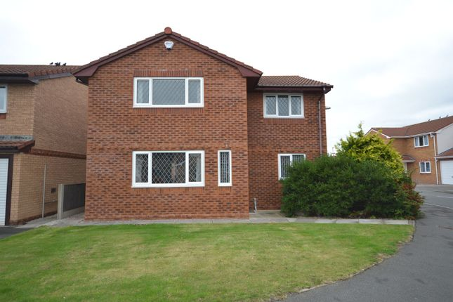 Thumbnail Detached house for sale in Maes Seiriol, Abergele