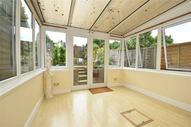Conservatory of St Lukes Close, Swanley, Kent BR8