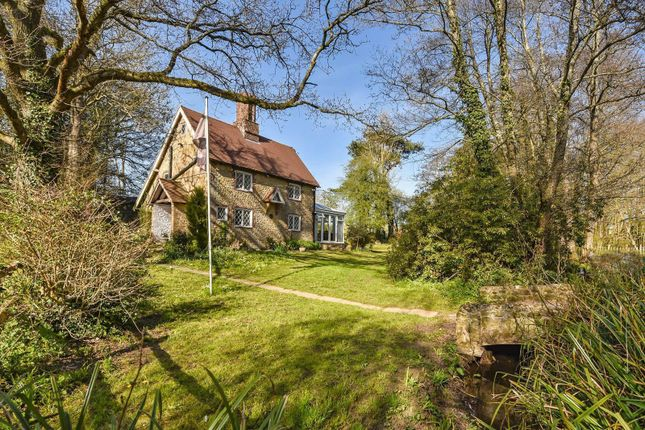 Thumbnail Detached house for sale in Peaceful Country Lane With Land, Village Outskirts, West Sussex