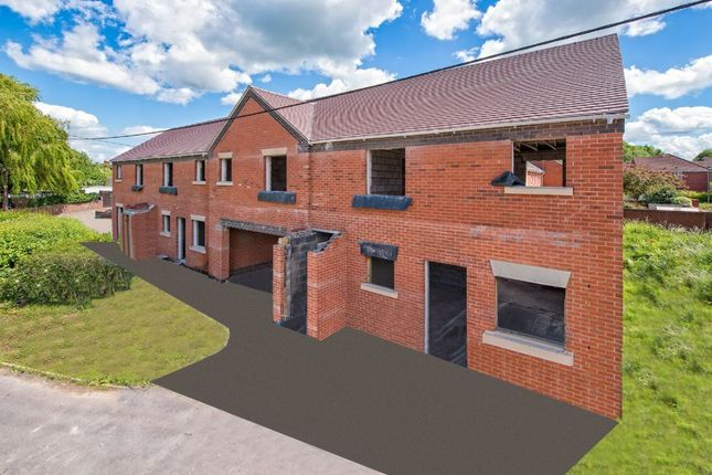 Thumbnail Flat for sale in Queens Road, Donnington