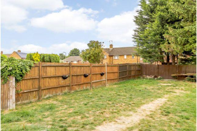 Rear Garden of Ronfearn Avenue, Orpington BR5