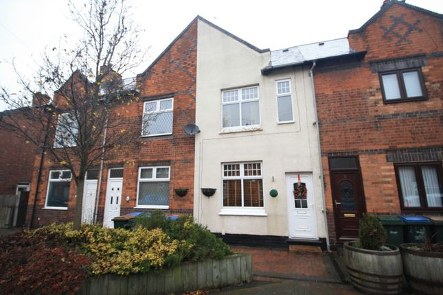 3 bed terraced house for sale in Co-Operative Street, Aldermans Green, Coventry