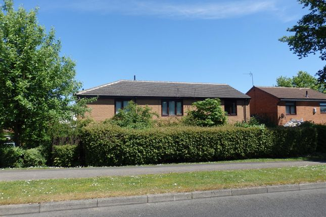 Thumbnail Flat for sale in Wansbeck Close, Spennymoor