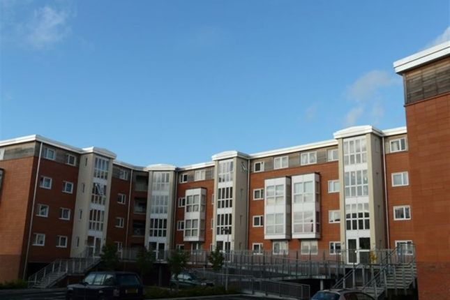 Thumbnail Flat to rent in Nautica House, The Waterfront, Selby