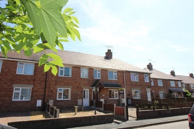 Thumbnail Terraced house to rent in St. Marys Road, Nantwich