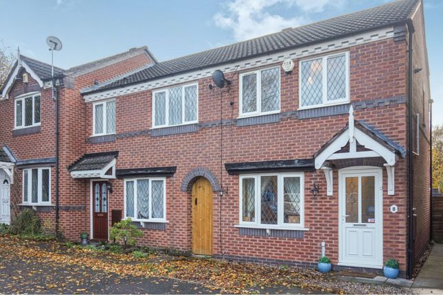 Thumbnail End terrace house for sale in Bowland Close, Newdale